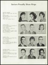 1962 Cooper High School Yearbook Page 32 & 33