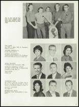 1962 Cooper High School Yearbook Page 34 & 35