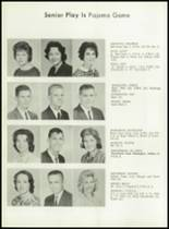 1962 Cooper High School Yearbook Page 38 & 39