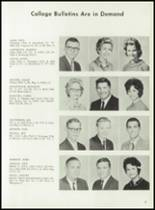 1962 Cooper High School Yearbook Page 40 & 41