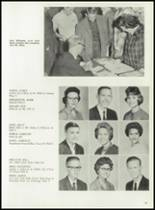 1962 Cooper High School Yearbook Page 42 & 43