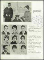 1962 Cooper High School Yearbook Page 44 & 45