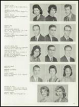 1962 Cooper High School Yearbook Page 46 & 47