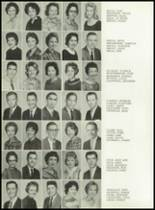 1962 Cooper High School Yearbook Page 50 & 51