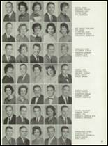 1962 Cooper High School Yearbook Page 52 & 53