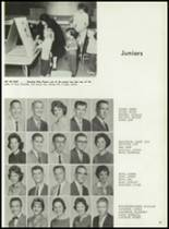 1962 Cooper High School Yearbook Page 54 & 55
