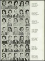 1962 Cooper High School Yearbook Page 56 & 57