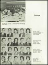 1962 Cooper High School Yearbook Page 60 & 61
