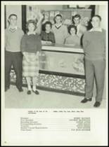 1962 Cooper High School Yearbook Page 62 & 63