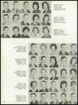1962 Cooper High School Yearbook Page 64 & 65