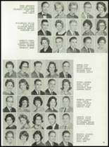 1962 Cooper High School Yearbook Page 66 & 67