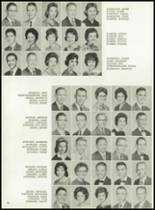 1962 Cooper High School Yearbook Page 68 & 69