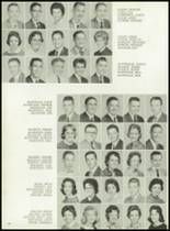 1962 Cooper High School Yearbook Page 70 & 71