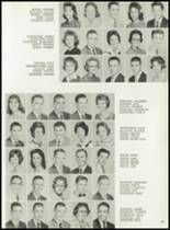 1962 Cooper High School Yearbook Page 72 & 73