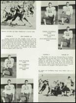 1962 Cooper High School Yearbook Page 84 & 85