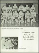 1962 Cooper High School Yearbook Page 88 & 89