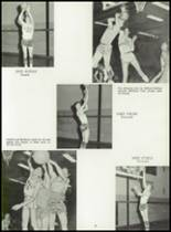 1962 Cooper High School Yearbook Page 90 & 91
