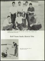 1962 Cooper High School Yearbook Page 96 & 97