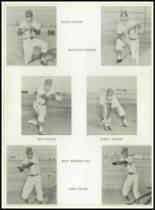 1962 Cooper High School Yearbook Page 100 & 101