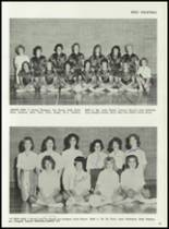 1962 Cooper High School Yearbook Page 102 & 103