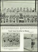 1962 Cooper High School Yearbook Page 104 & 105