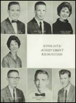 1962 Cooper High School Yearbook Page 122 & 123