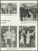 1962 Cooper High School Yearbook Page 126 & 127