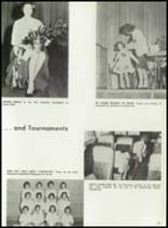 1962 Cooper High School Yearbook Page 130 & 131