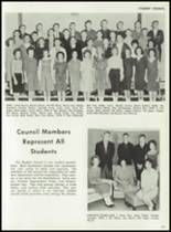1962 Cooper High School Yearbook Page 134 & 135