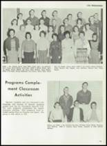 1962 Cooper High School Yearbook Page 142 & 143