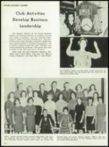 1962 Cooper High School Yearbook Page 152 & 153