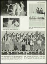 1962 Cooper High School Yearbook Page 156 & 157