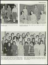 1962 Cooper High School Yearbook Page 158 & 159