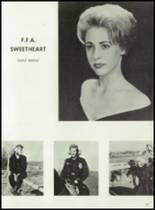 1962 Cooper High School Yearbook Page 160 & 161