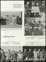 1962 Cooper High School Yearbook Page 162 & 163