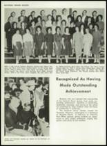 1962 Cooper High School Yearbook Page 164 & 165