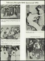 1962 Cooper High School Yearbook Page 166 & 167