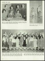 1962 Cooper High School Yearbook Page 176 & 177