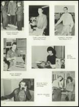 1962 Cooper High School Yearbook Page 182 & 183