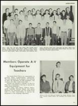 1962 Cooper High School Yearbook Page 184 & 185