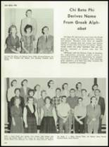 1962 Cooper High School Yearbook Page 188 & 189
