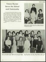 1962 Cooper High School Yearbook Page 196 & 197