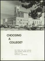 1962 Cooper High School Yearbook Page 204 & 205