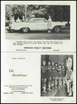 1962 Cooper High School Yearbook Page 214 & 215