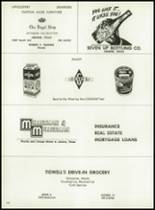 1962 Cooper High School Yearbook Page 224 & 225
