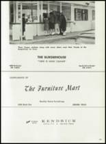 1962 Cooper High School Yearbook Page 226 & 227