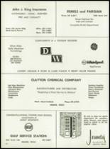 1962 Cooper High School Yearbook Page 228 & 229
