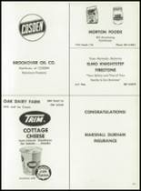 1962 Cooper High School Yearbook Page 232 & 233