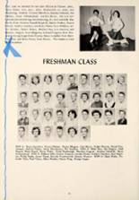 1957 Montpelier Community High School Yearbook Page 20 & 21
