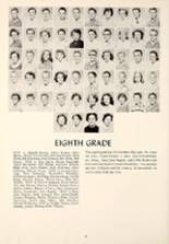 1957 Montpelier Community High School Yearbook Page 22 & 23